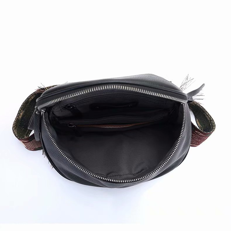Fantastic Womens Leather Crossbody Bag LH2811_4 Colors