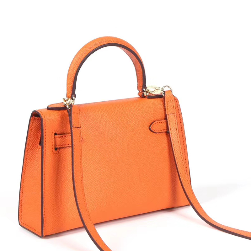 22cm Cross Ladies Leather Tote Crossbody Bag LH2985L_8 Colors