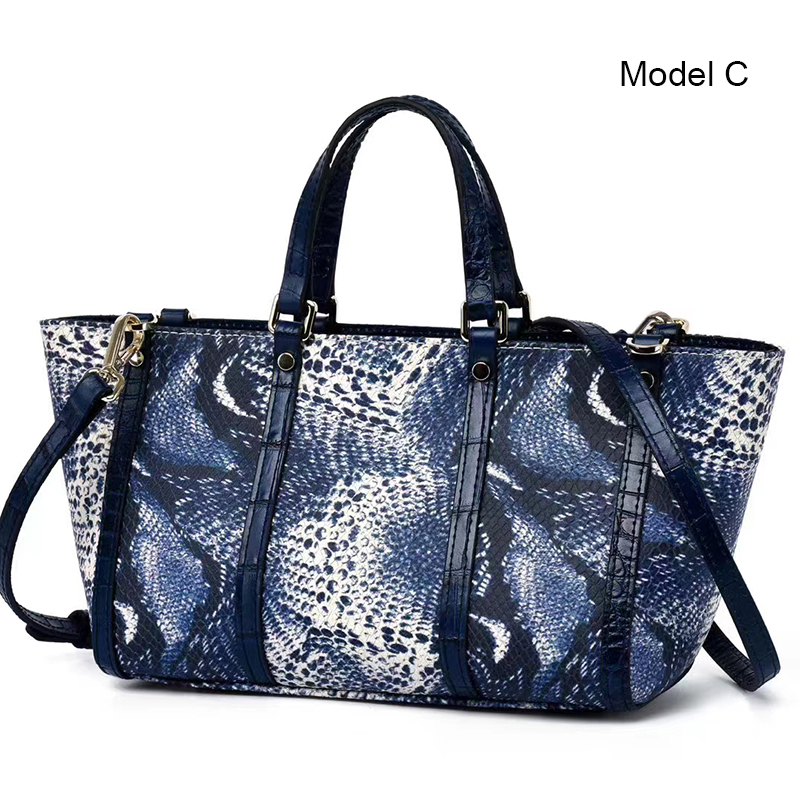 Python Effect Real Leather Purse for Women LH3027_8 Models
