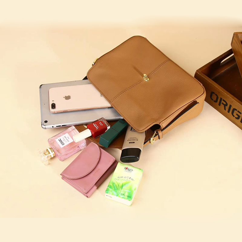 Cute Leather Purse Clutch Crossbody Bag LH3048_7 Colors