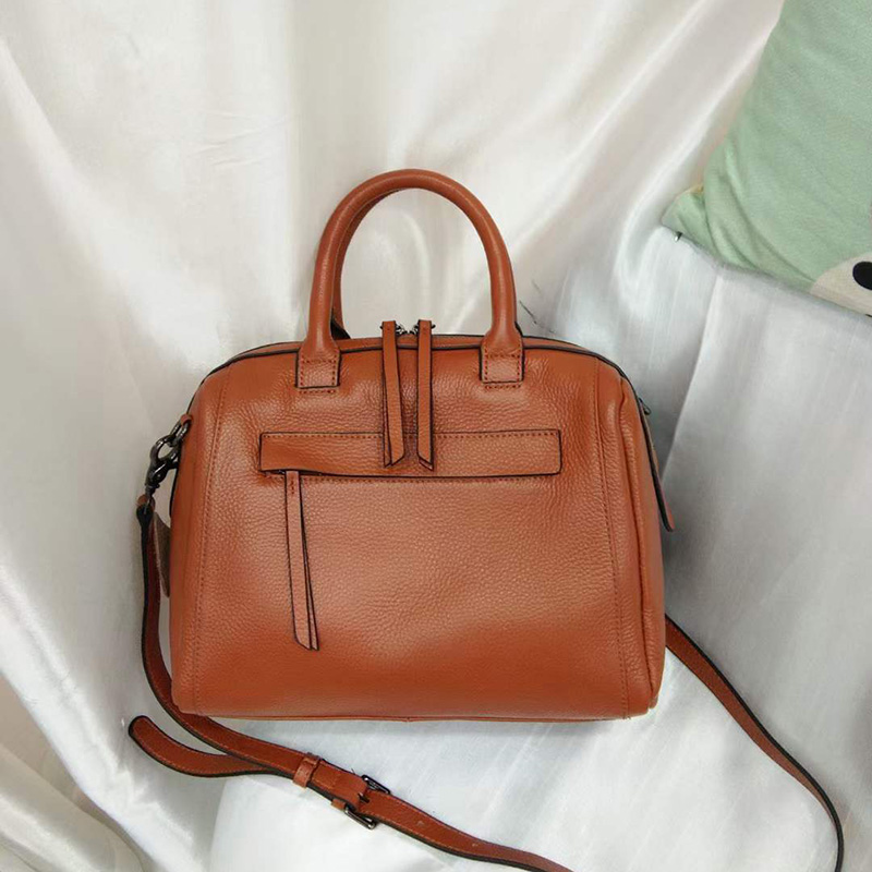 Womens Genuine Leather Tote Bag LH3102_6 Colors
