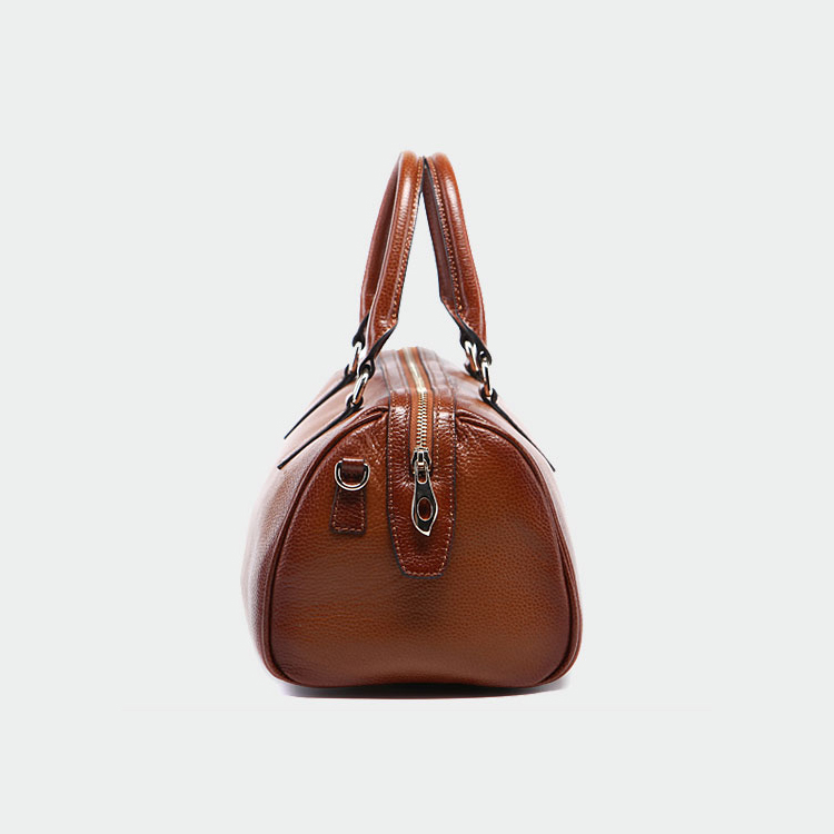 Adeline Brown Leather Tote LH501