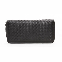 Ray Black Leather Wallet LH1302