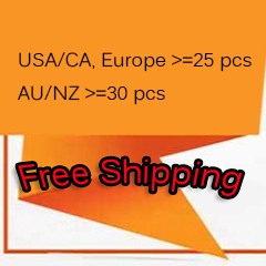 Free Shipping To USA/CA/Europe /AU/NZ