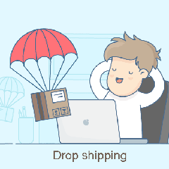 Blind Drop Shipping Procedure
