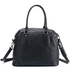 Soft Genuine Designer Overnight Leather Bag LH2759