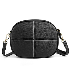 Real Leather Crossbody Satchel Bag LH2851_5 Colors