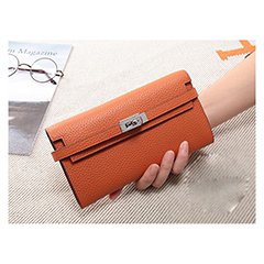Luxury Real Leather Wallet Purse LH2889_15 Colors