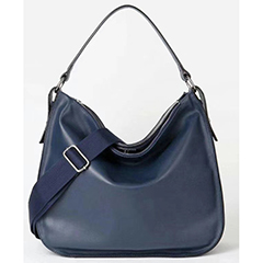 3 Sections Women Leather Hobo Bag LH2887_5 Colors