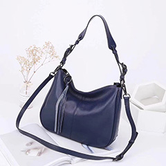 Soft Women Leather Hobo Handbag LH2916_6 Colors