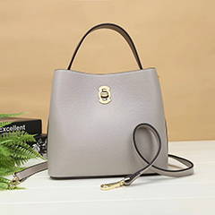 Real Leather Tote Bag Women Leather Purse LH2980_3 Colors