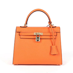 25cm Vertical Ladies Leather Tote Crossbody Bag LH2984S_8 Colors