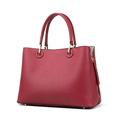 Womens Gorgeous Top Handle Handbag Purse LH3038_3 Colors