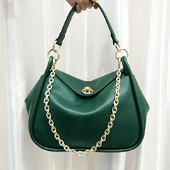 Soft Genuine Leather Shoulder Bag LH3064_5 Colors