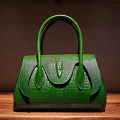 Fashion Lizard Pattern Leather Bag LH2089_5 Colors