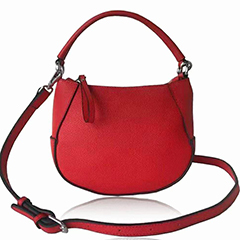 Soft Genuine Leather Hobo Bag Women Purse LH3095_4 Colors