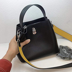 Soft Genuine Leather Tote Cross Body Purse LH3097_2 Colors