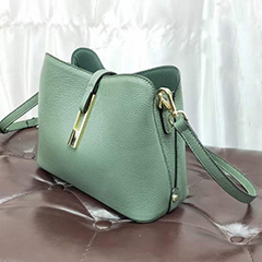 Typical Real Leather Crossbody Bag LH3100_4 Colors