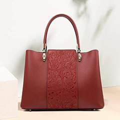 Luxury Womens Real Leather Tote Bag LH3108_2 Colors