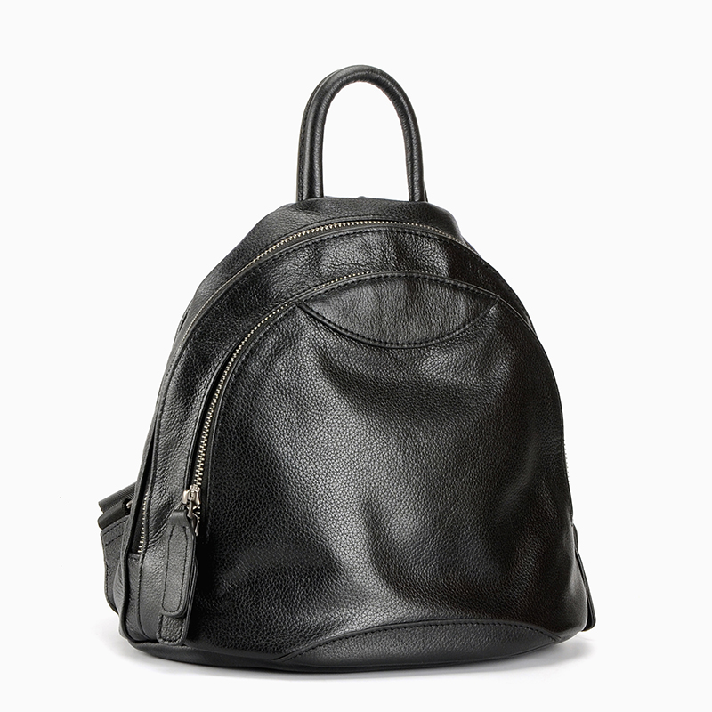 Soft Genuine Leather Backpack LH2367