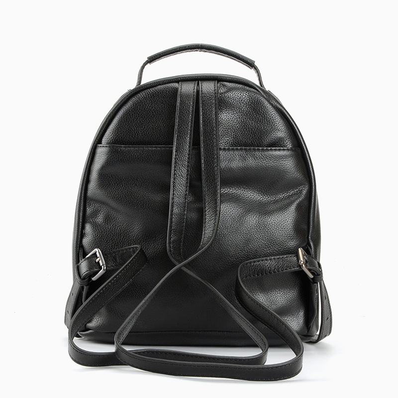 Cool Genuine Leather Backpack LH2372_2 Colors