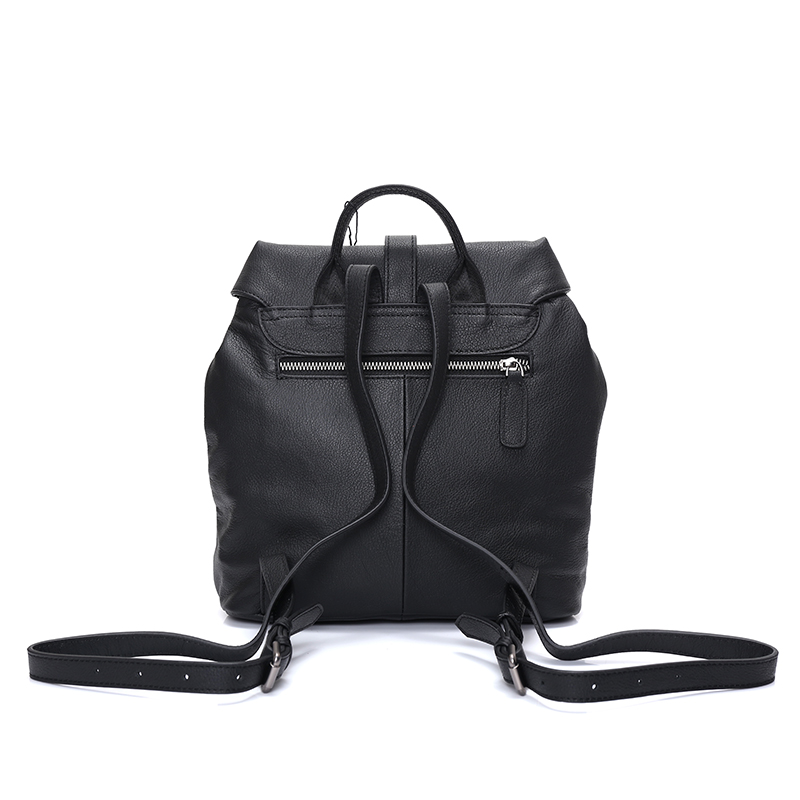 Multi-function Real Leather Backpack LH2442_3 Colors