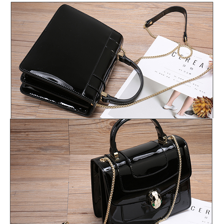 Luxury Ladies Leather Purse Bag LH2570_5 Colors