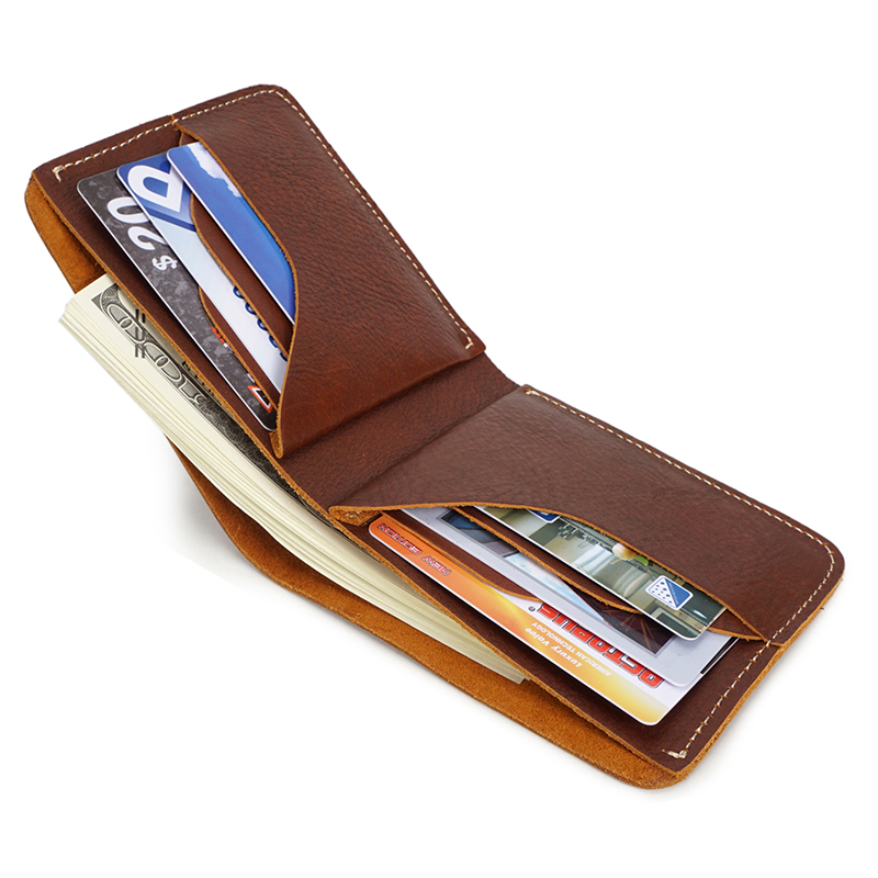 Designer Bifold Card Holder Wallet for Men LH2581_3 Colors