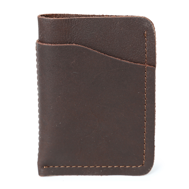 Genuine Leather Card Slots LH2577_4 Colors