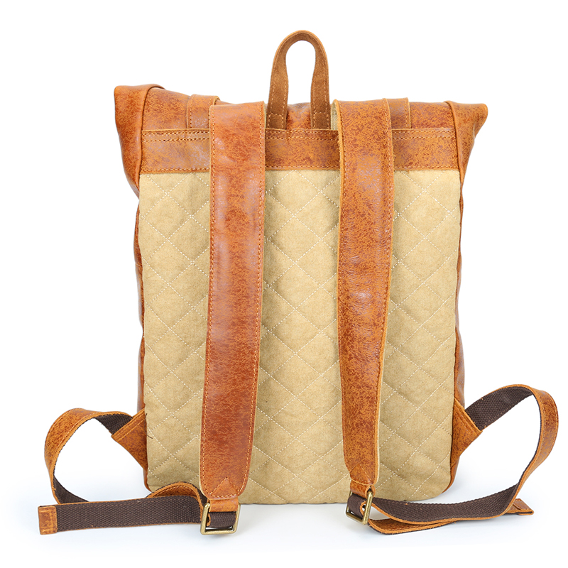 Handmade Genuine Leather Backpack LH2588_2 Colors
