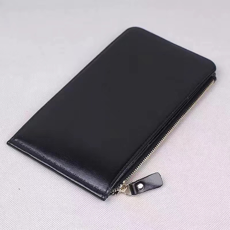 Distress Leather Card Holder LH1764_7 Colors