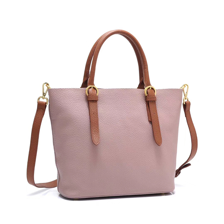 Womens Designer Leather Tote Bag LH2667_4 Colors
