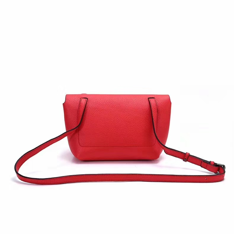Lady Soft Real Leather Crossbody Bag Shoulder Bag LH2766_4 Colors