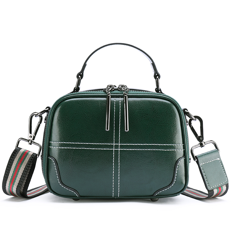 Small Leather Purse Crossbody Bag LH2831_4 Colors