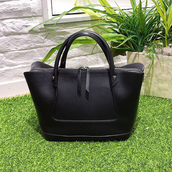 Capacity Women Leather Tote Purse LH2875L_4 Colors