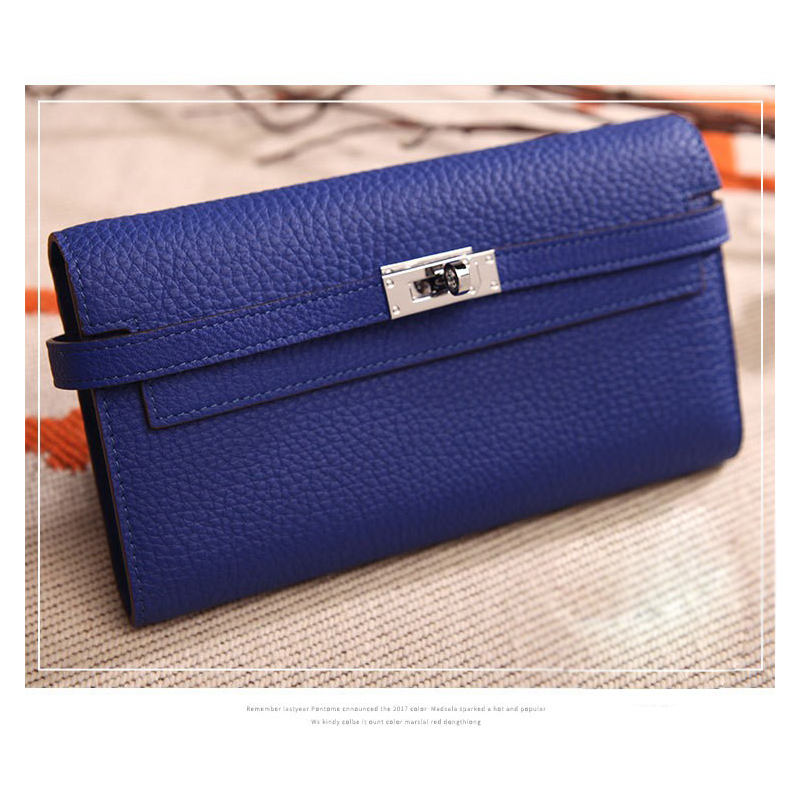 Luxury Real Leather Wallet Purse LH2889_7 Colors