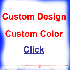 Custom Design & Custom Color
