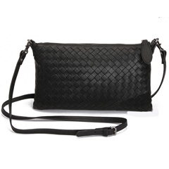 Luna Black Cross Body Bag LH1044
