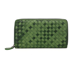 Ray Dark Green Sheepskin Wallet LH837