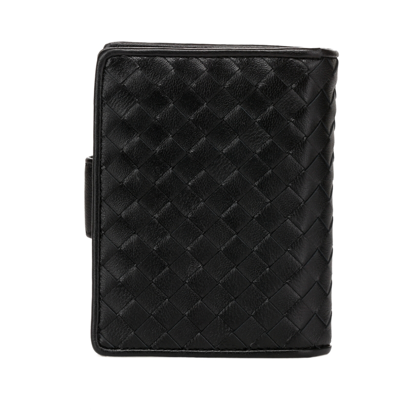 Felix Black Leather Wallets LH1301