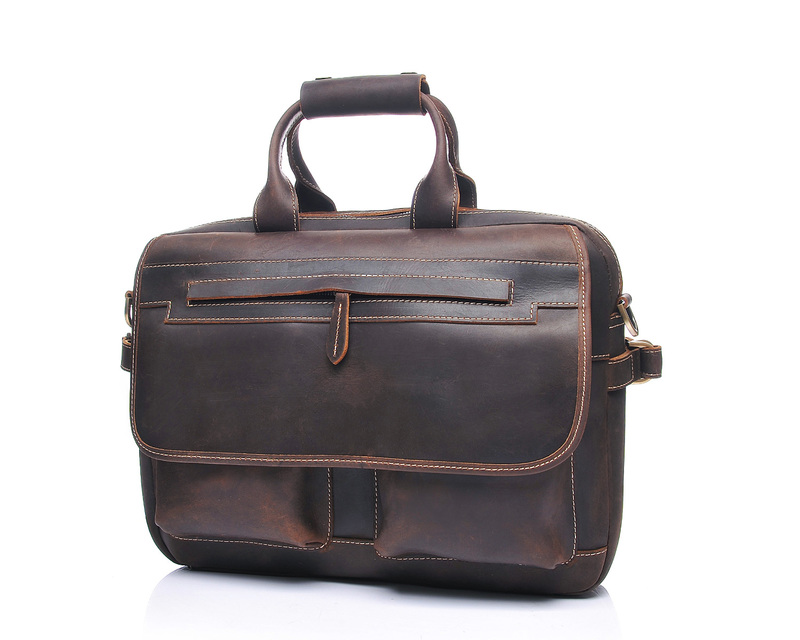 Fashion Leather Business Briefcase LH1911