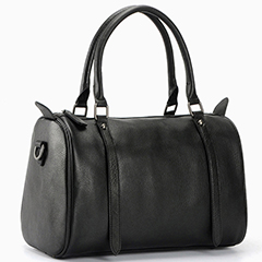 Elegant Real Leather Tote LH1932_2 Colors