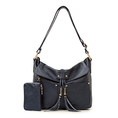Supple Genuine Leather Shoulder Bag LH2001_3 Colors