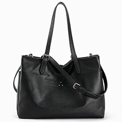 Large Size Real Leather Shoulder Bag LH2037