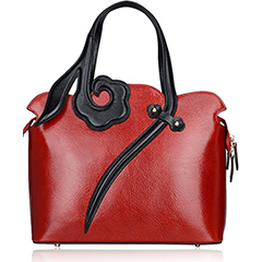 High End Genuine Leather Shoulder Bag LH2060