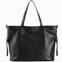 Capacity Genuine Leather Shoulder Bag LH2109_3 Colors