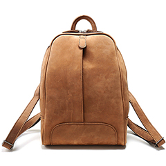 Function Top Grain Cowhide Backpack LH2137