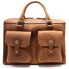 Muti-function Genuine Leather Handbag LH2139