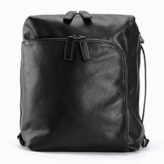 Multifunction Genuine Leather Backpack LH2159