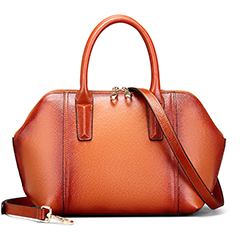 Fashion Genuine Leather Handbag LH2164